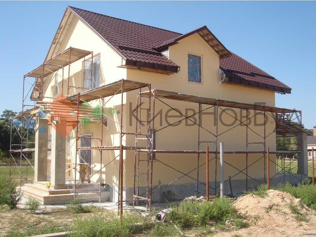 Частный дом 210 м2 с. Старица