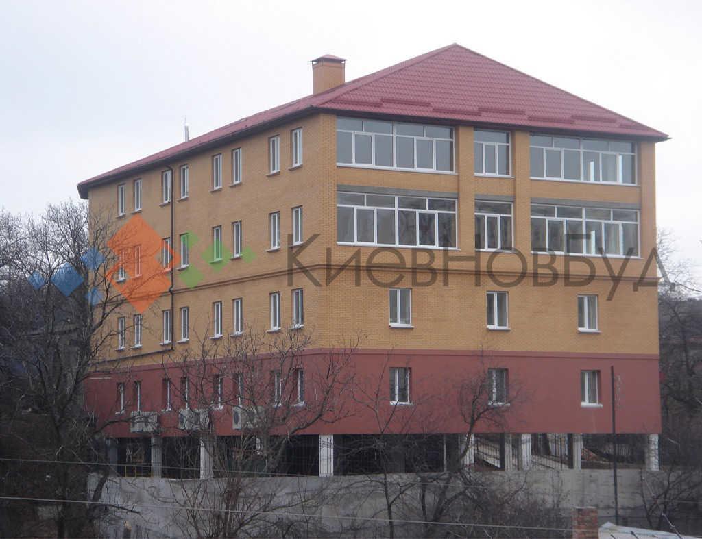 Офисный центр 2500 м2 ул. Донская, 19