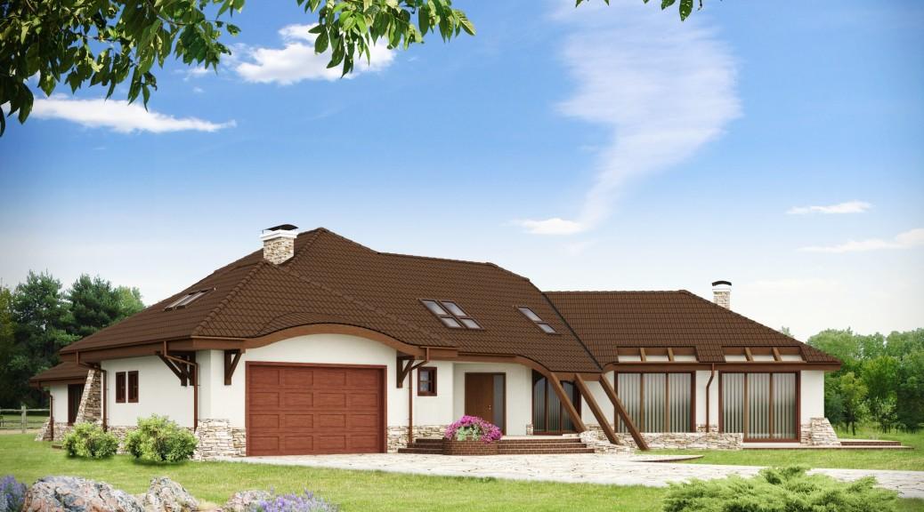 проект дома Zr1