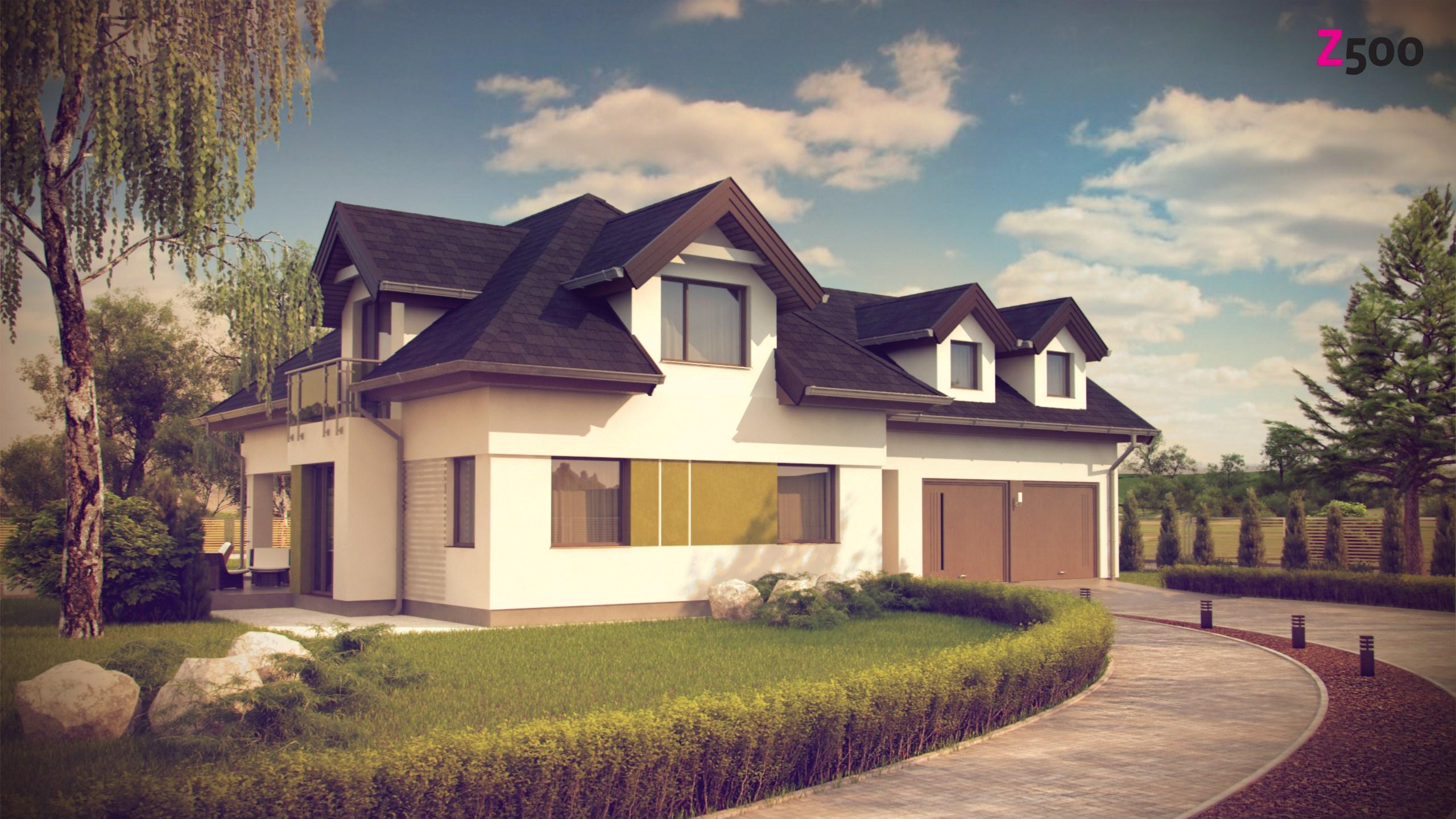 проект дома z286