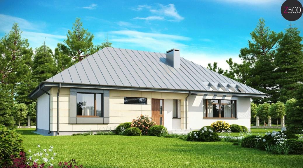 проект дома Z140_v1