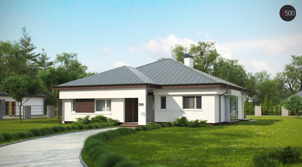 проект дома Z200_BG