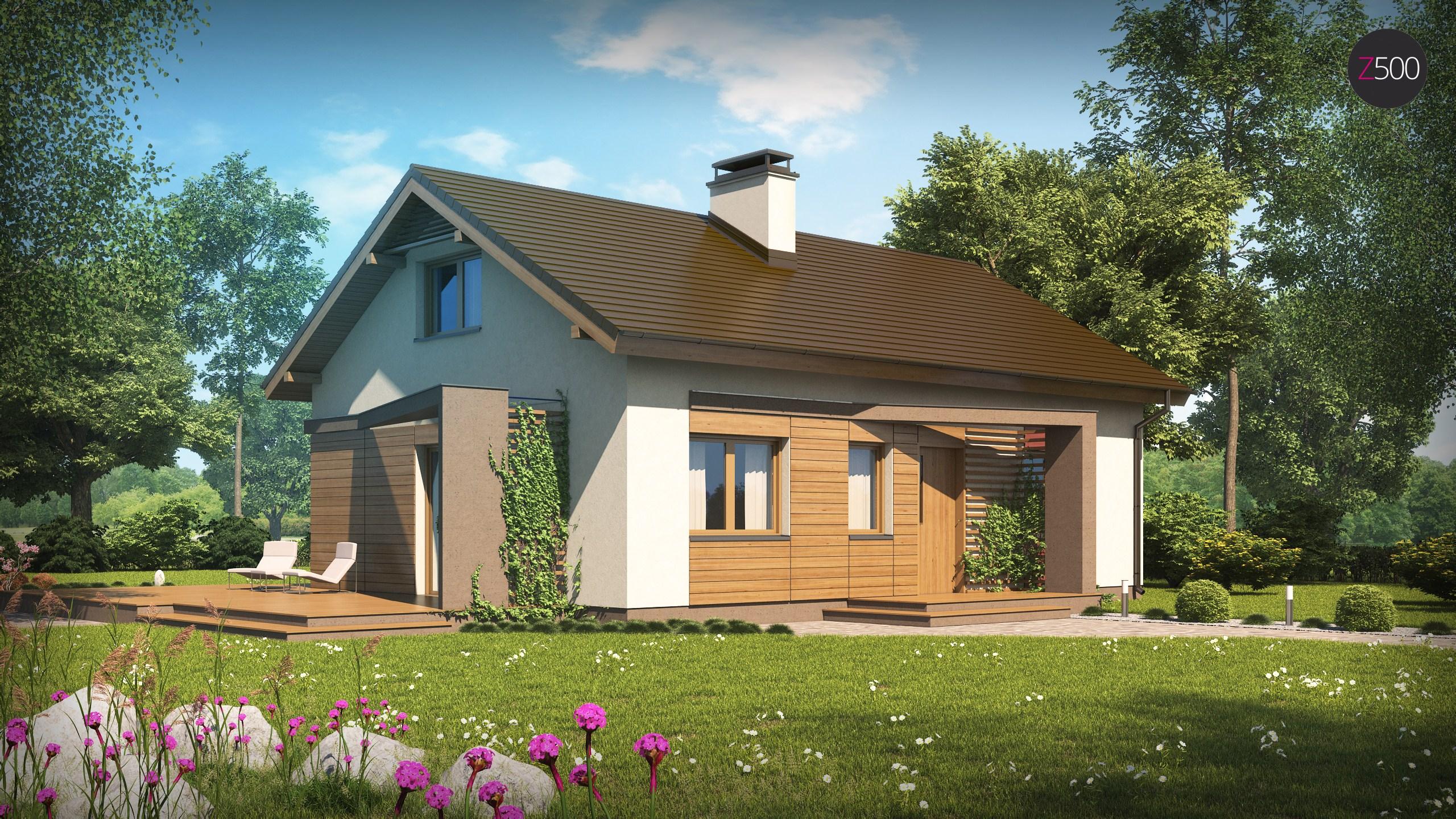 проект дома Z255_a
