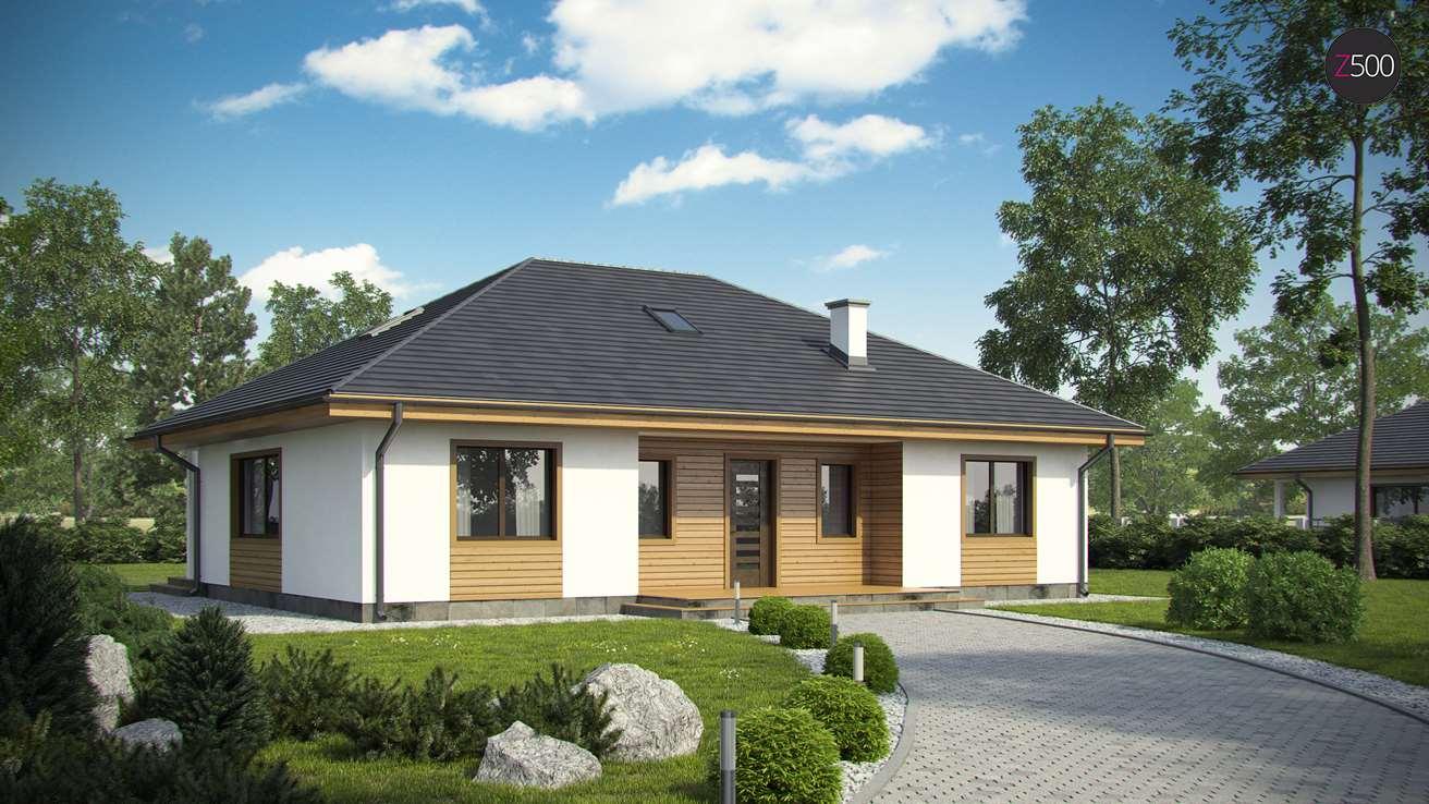 проект дома Z35_bG