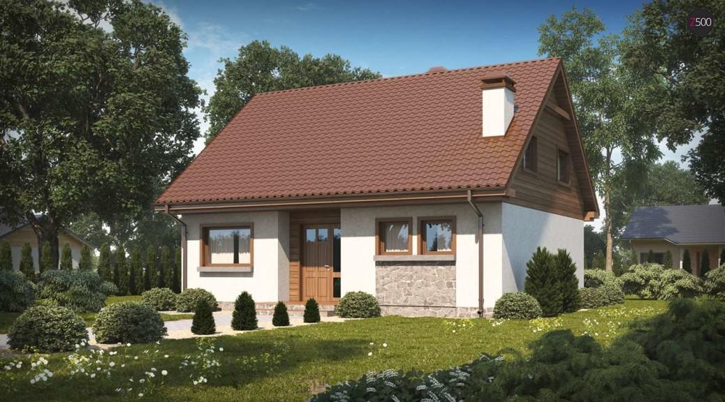 проект дома Z40_os