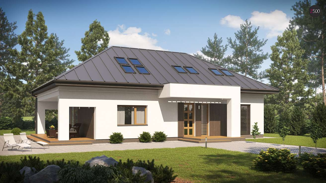проект дома Z85_C