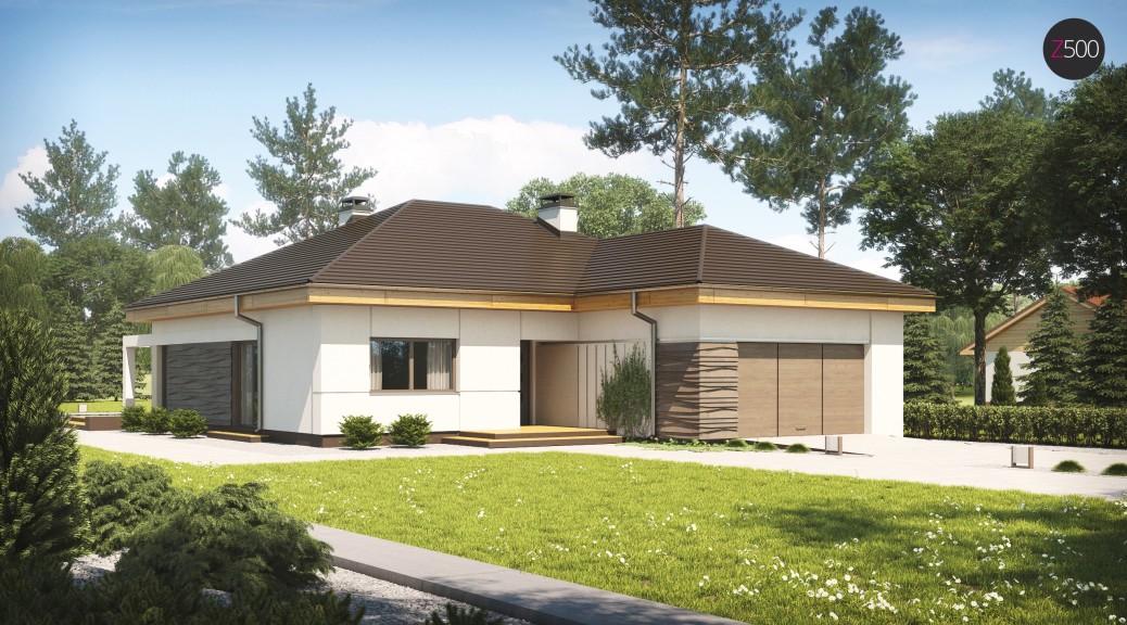 проект дома Z96_tz