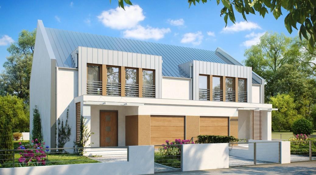 проект дома Zb5