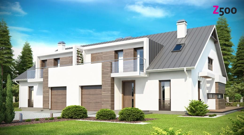 проект дома Zb6