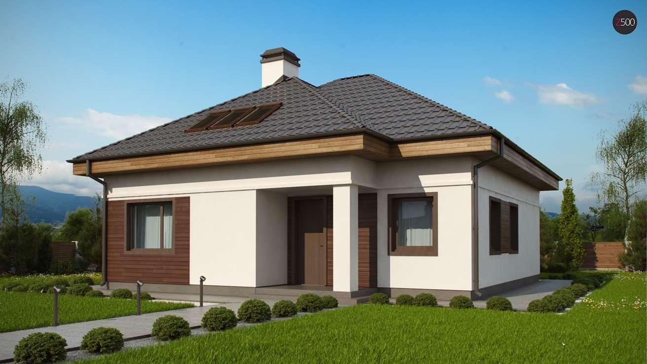 проект дома Z64_a