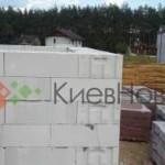 Этапы строительства дома из газоблока