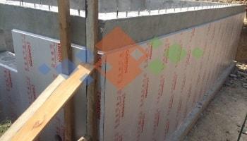 гідроізоляція фундаменту будинку