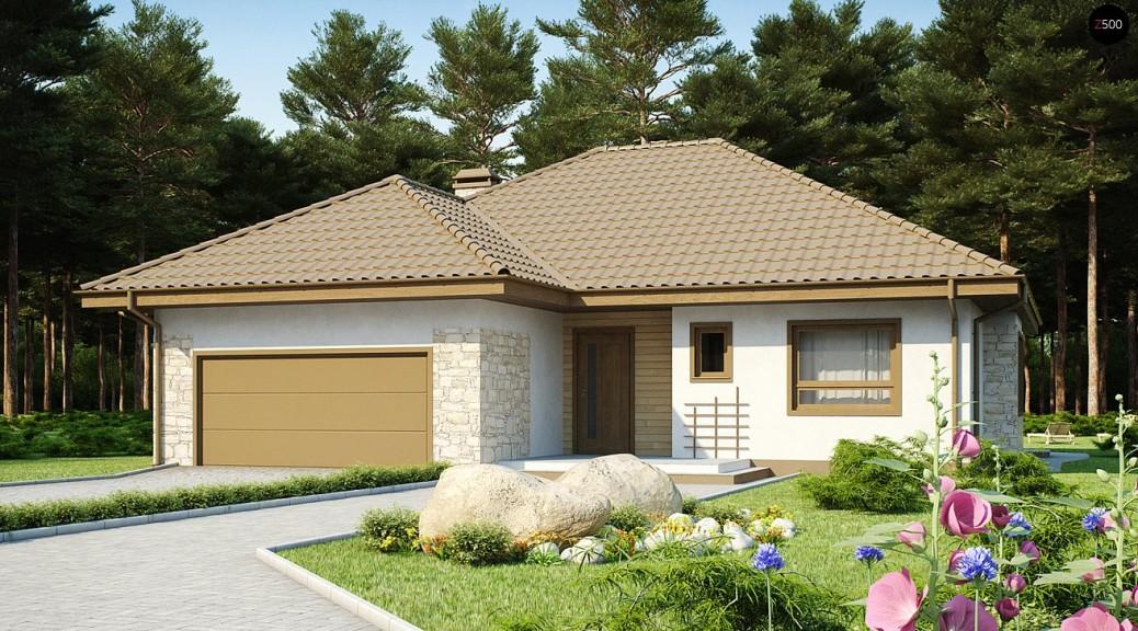 Проект дома Z19