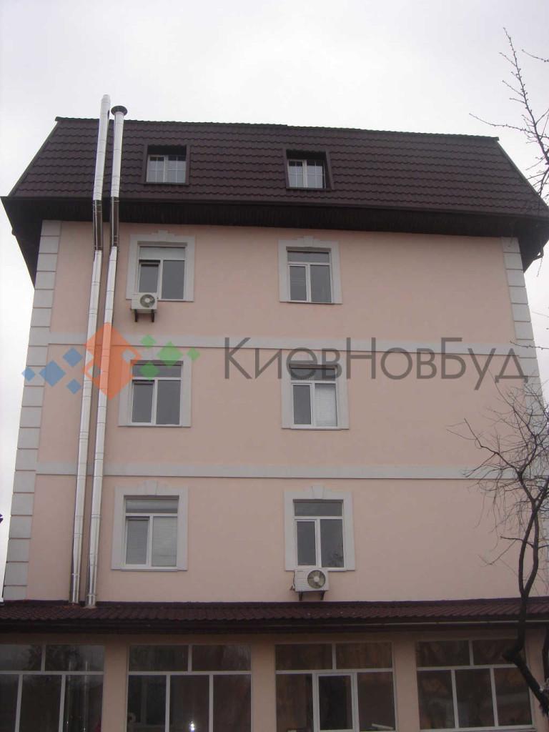 Офисный центр 3500 м2 ул. Донская, 21