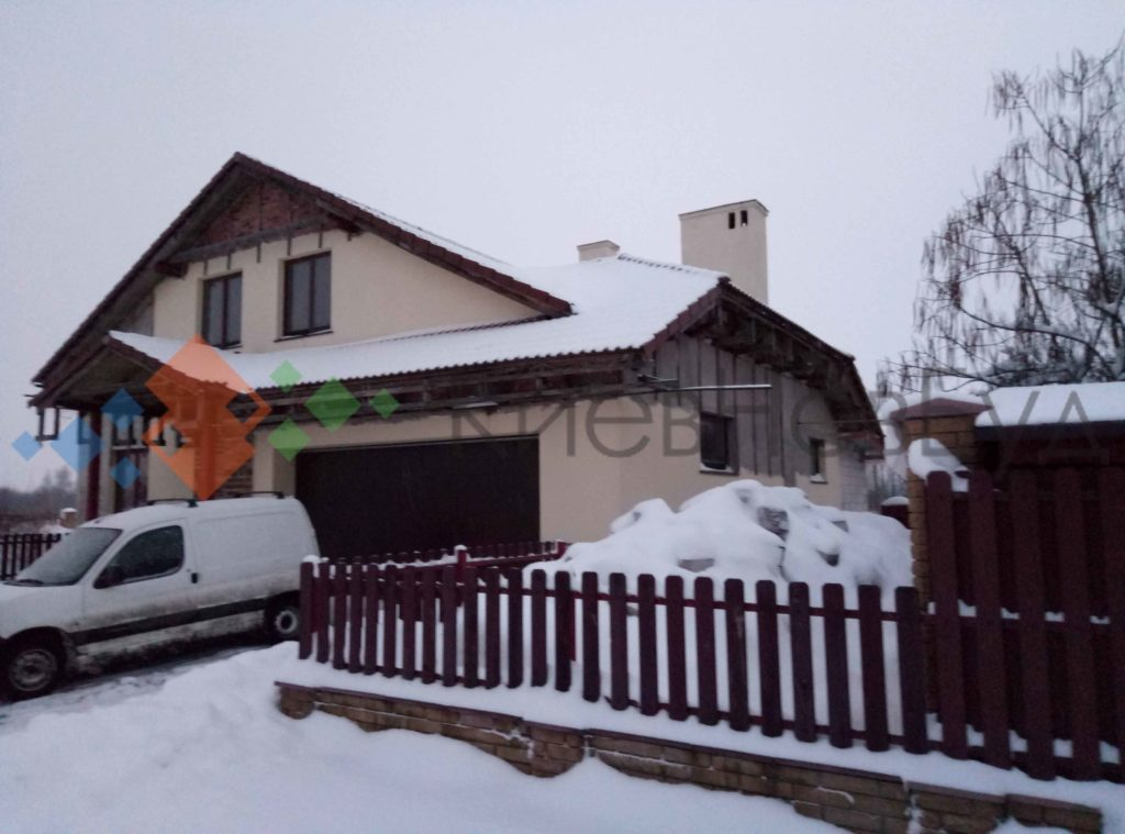 Будинок 270 м2 КМ «Северинівка»