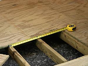 Пристрій підлоги