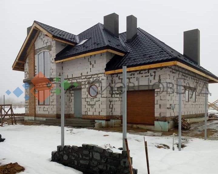 Будинок 230 м2 с. Софіївська Борщагівка
