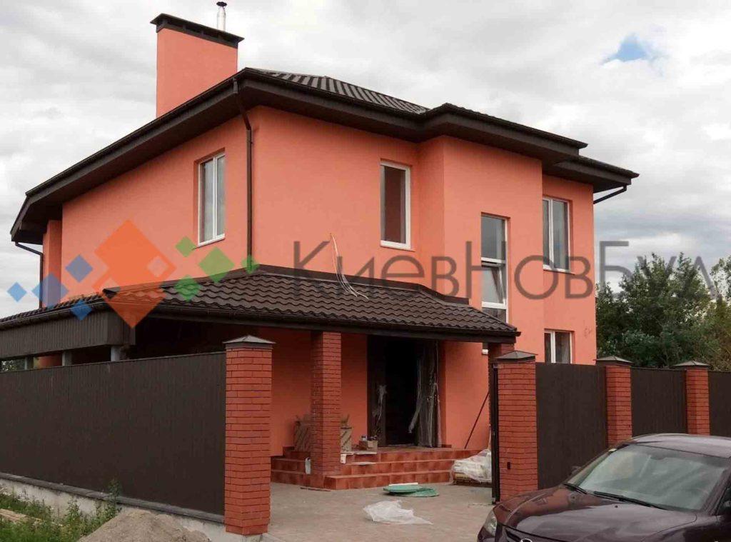 Будинок 173 м2 с. Троєщина