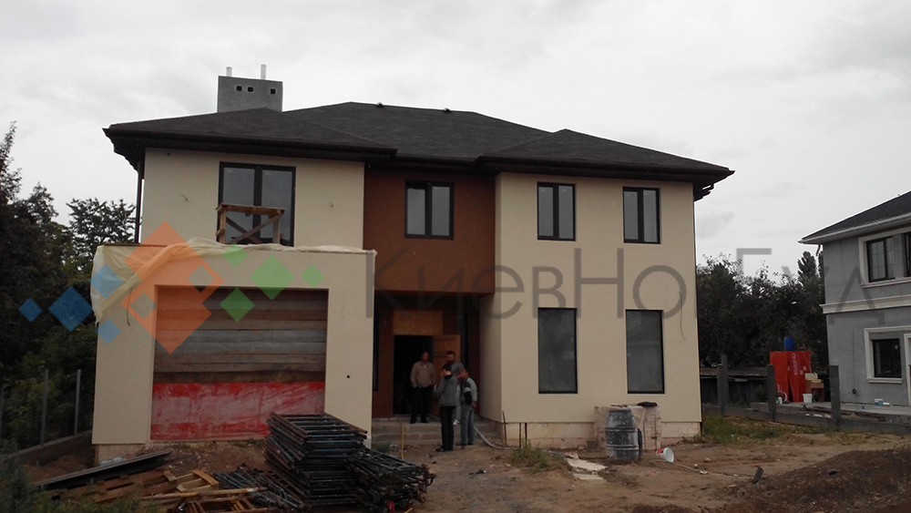 Будинок 230 м2 у Києві