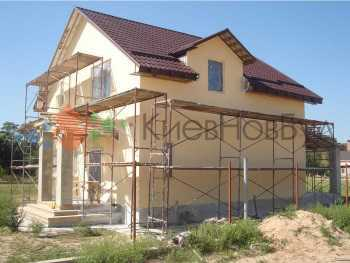 Спорудження будинку