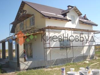 Побудувати будинок із газобетону