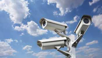 установка сигнализации и видеонаблюдения в коттедже