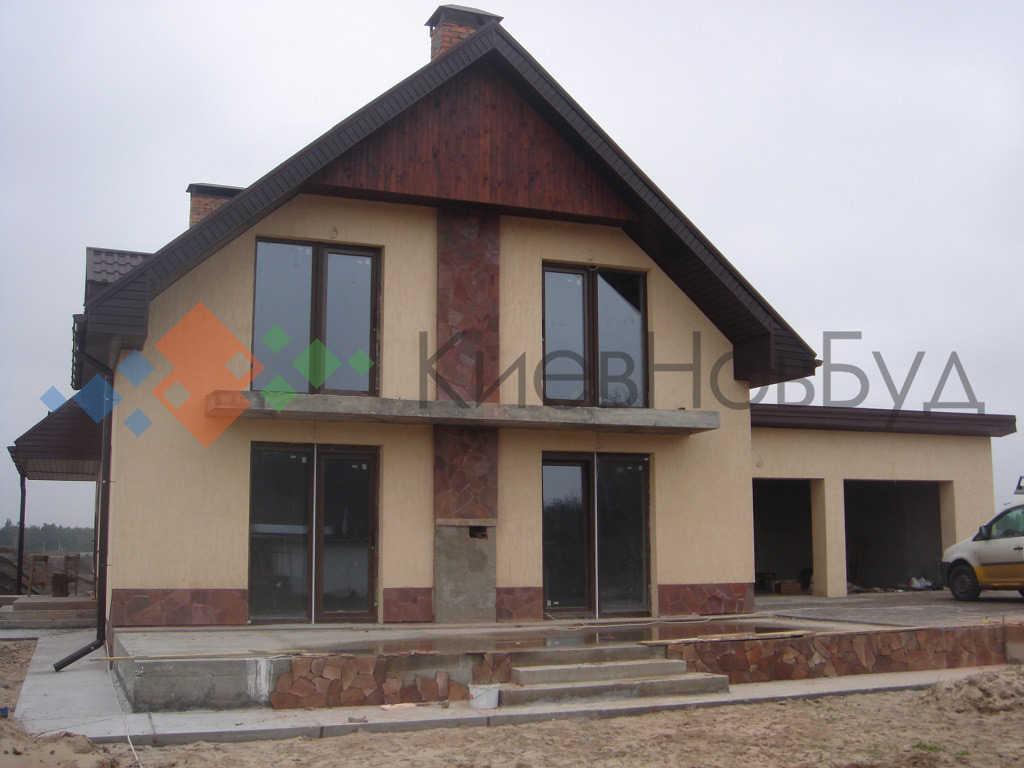 Дом 250 м2 с. Ваховка