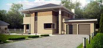 Индивидуальное проектирование домов в Киеве