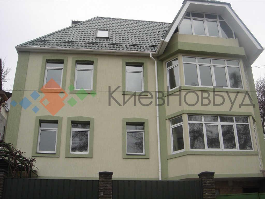 Дом под ключ на ул. Лисичанской