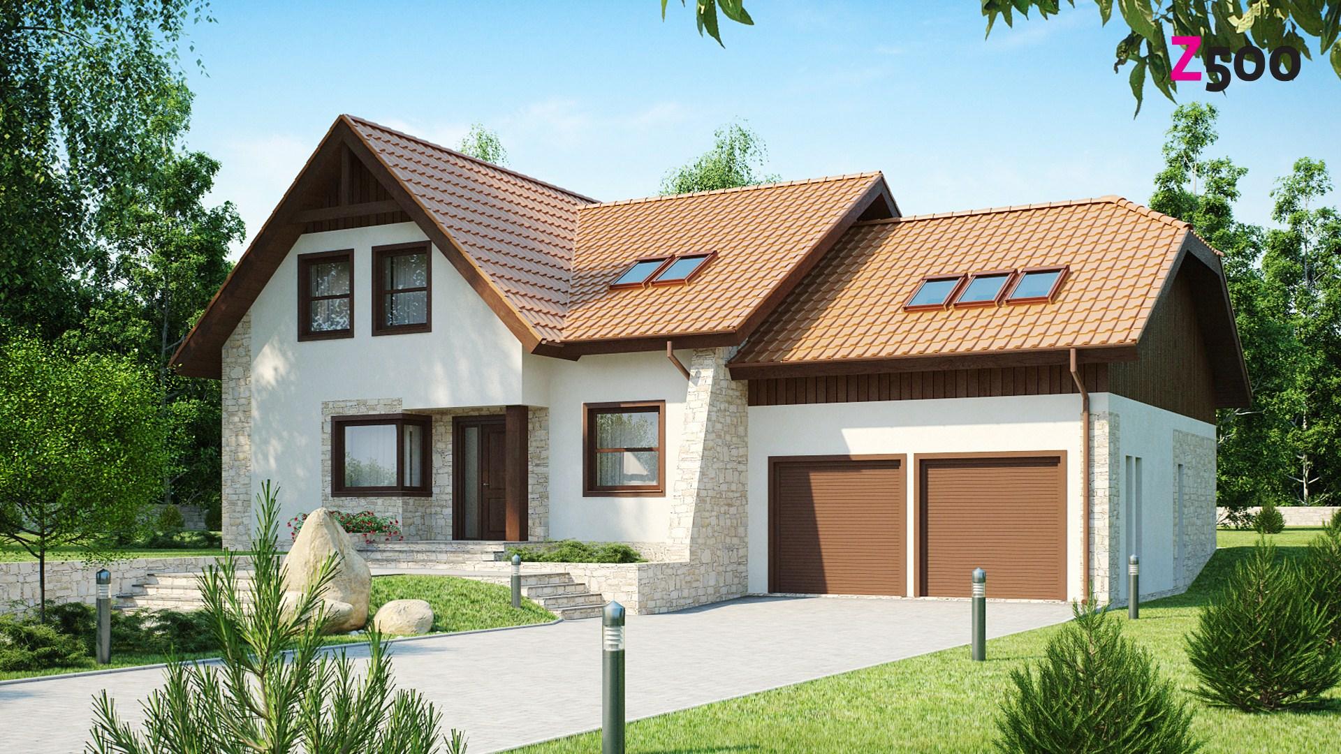 проект дома z76