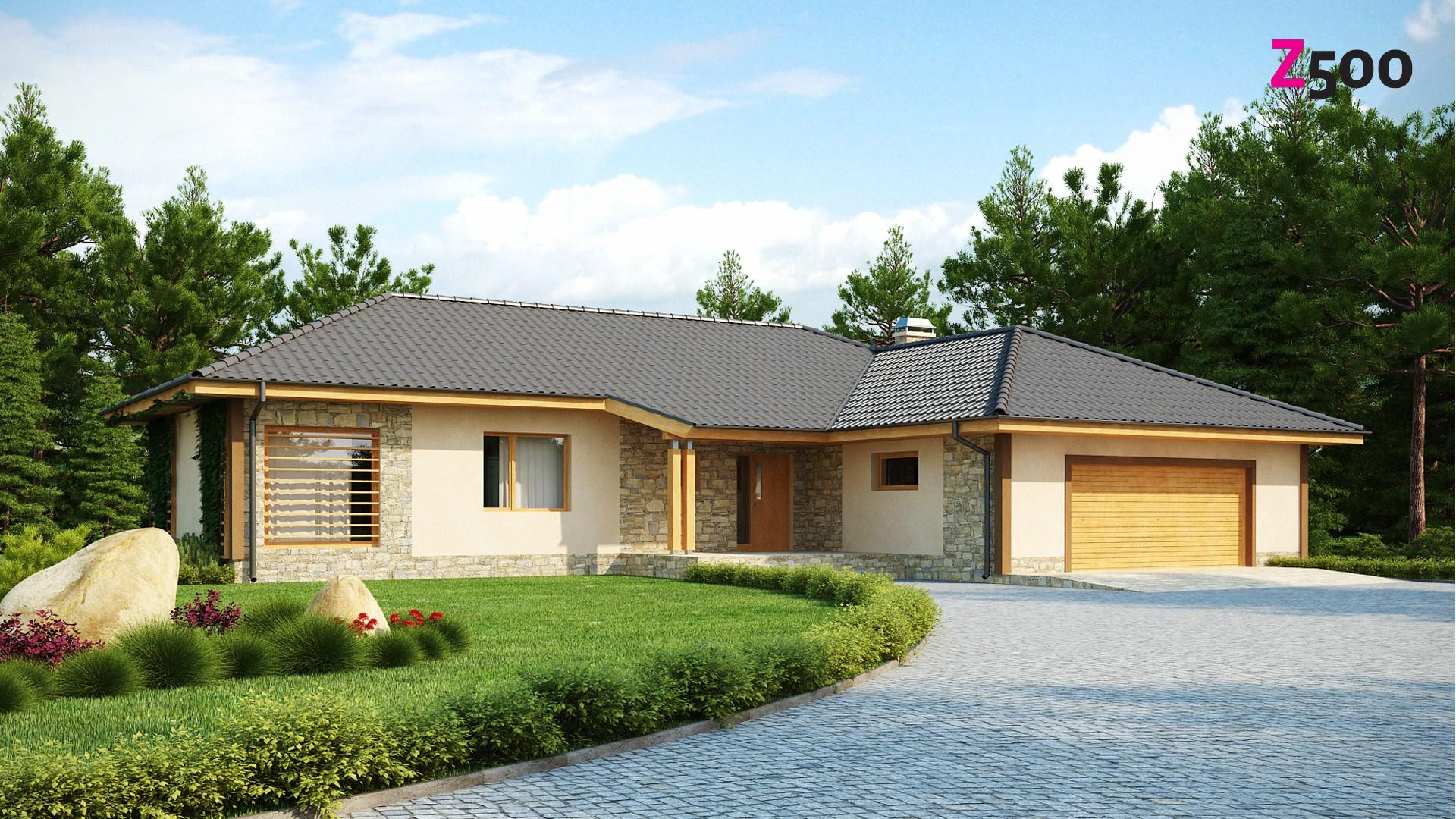 проект дома z81