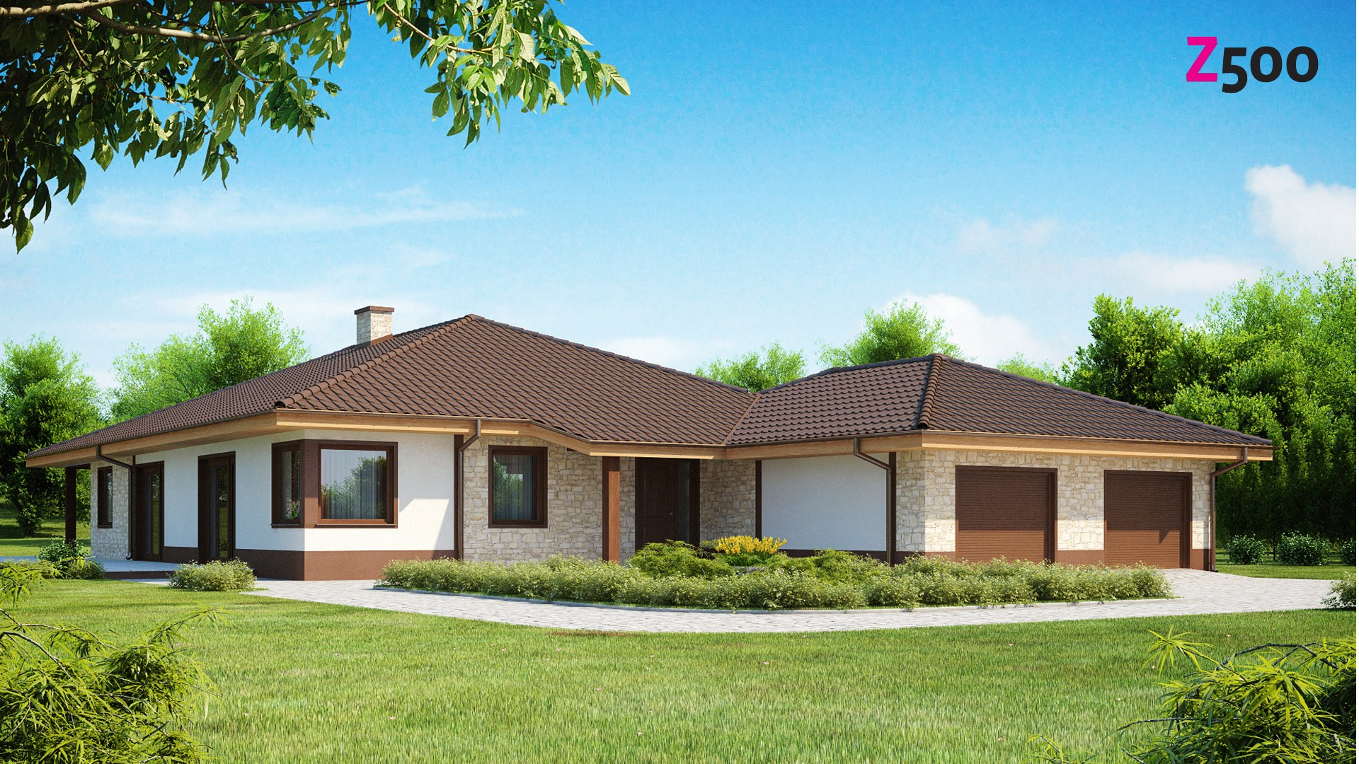 проект дома z82