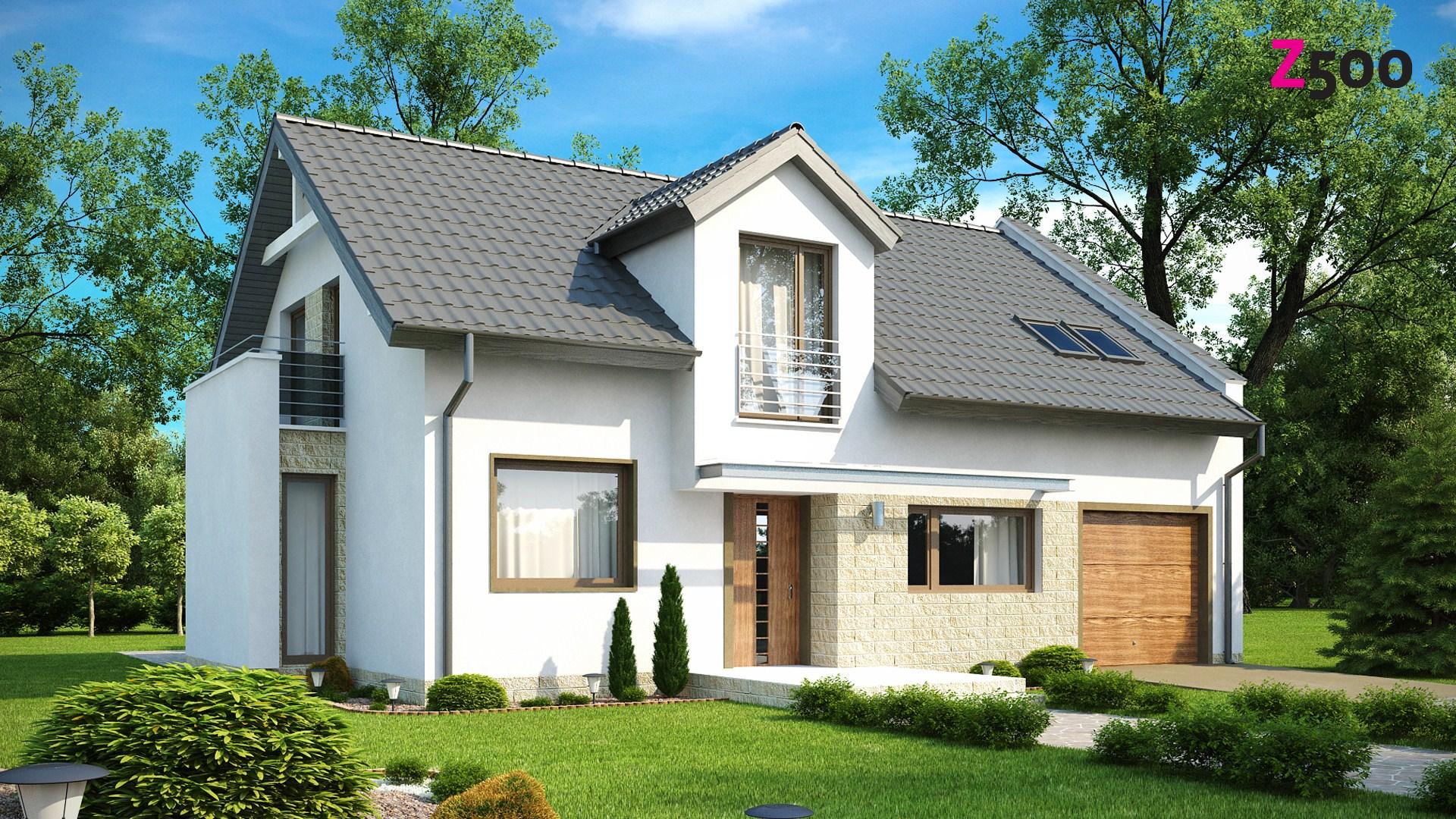проект дома z110