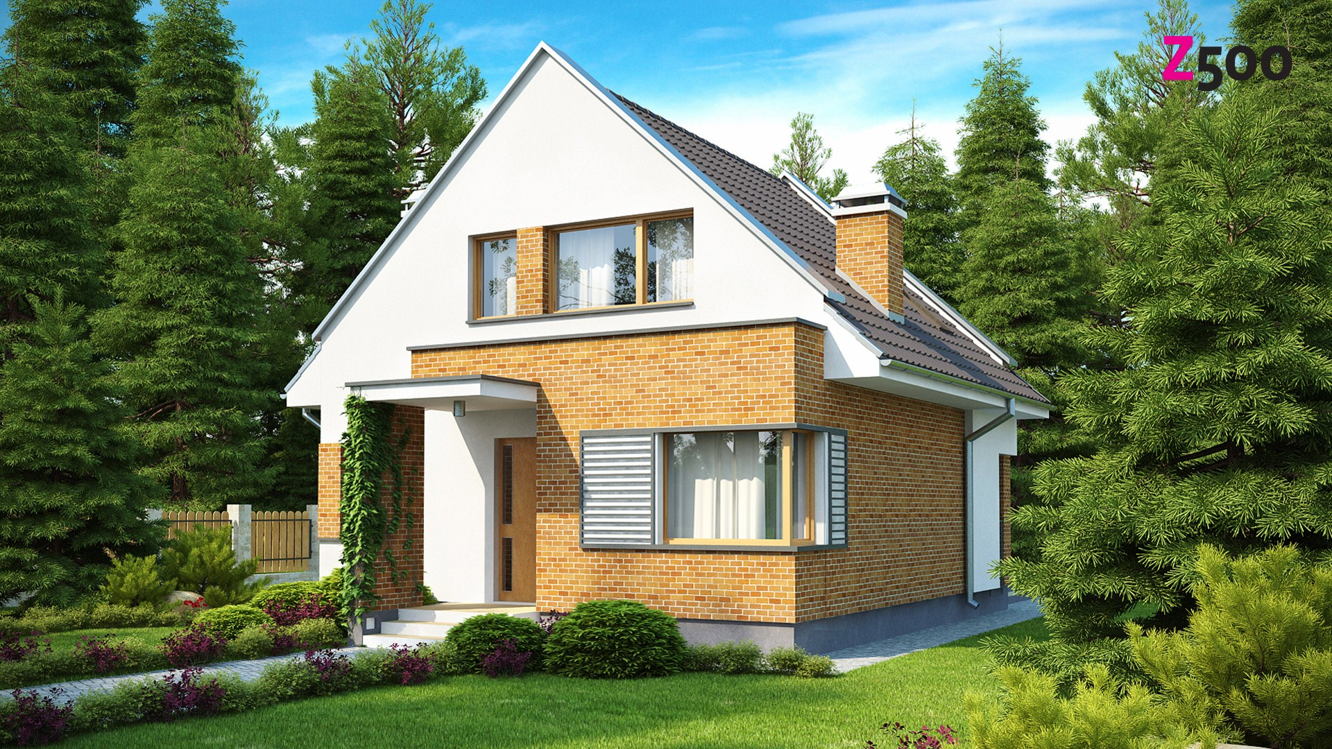 проект дома z112