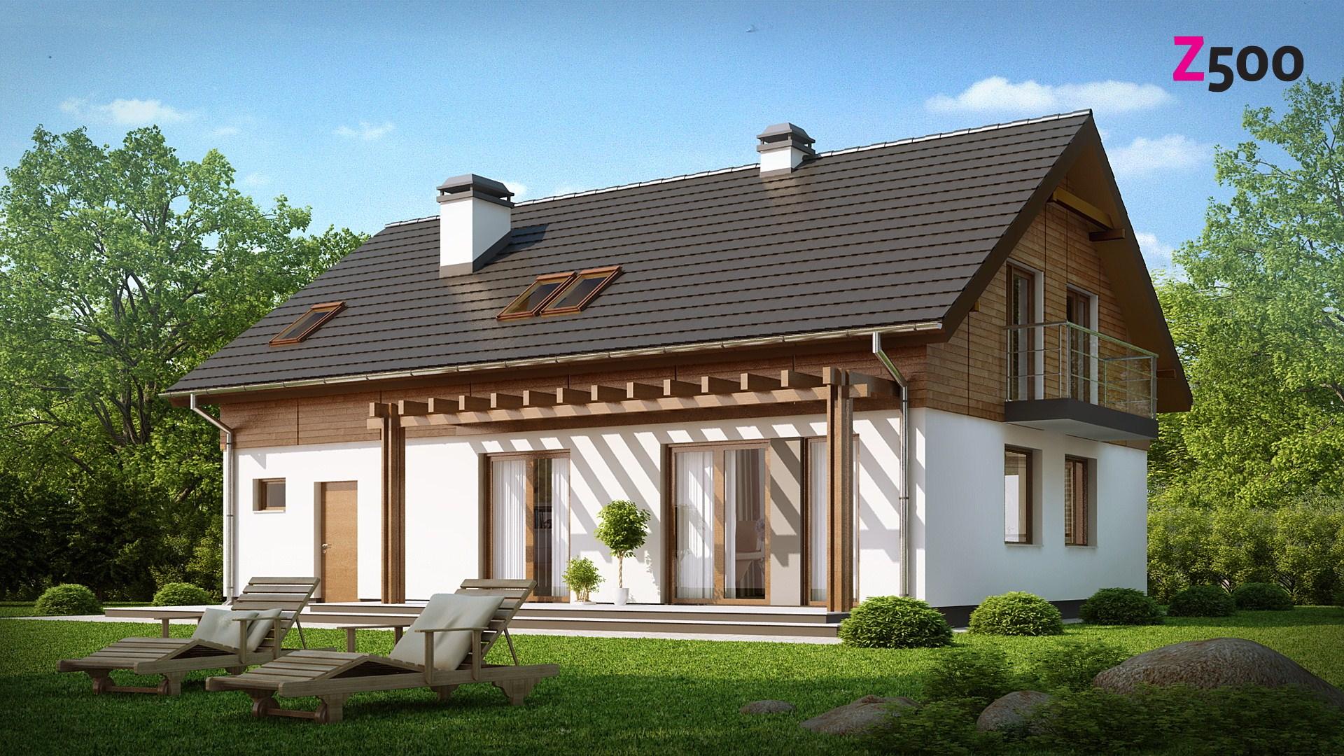 проект дома z130