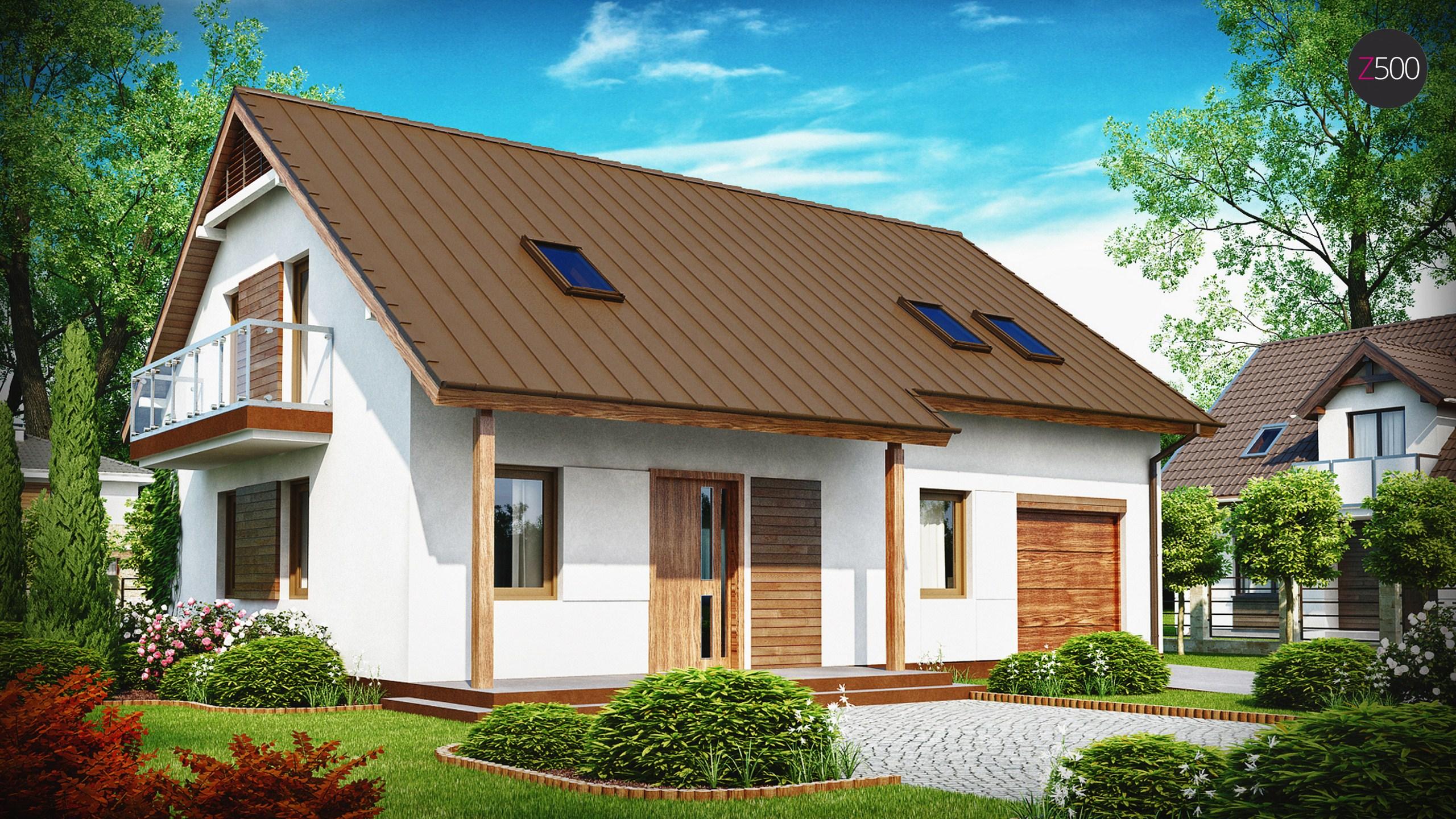 проект дома z133