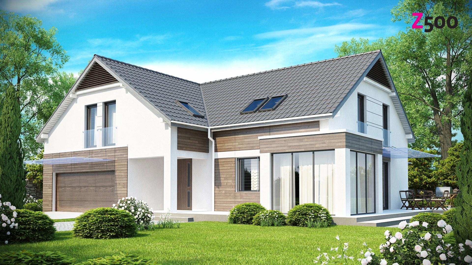 проект дома z138
