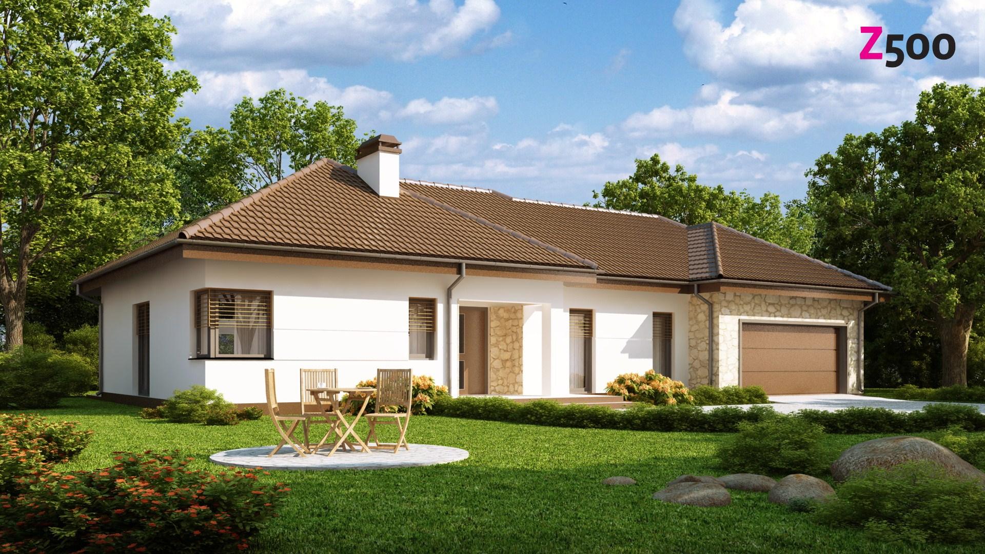 проект дома z167