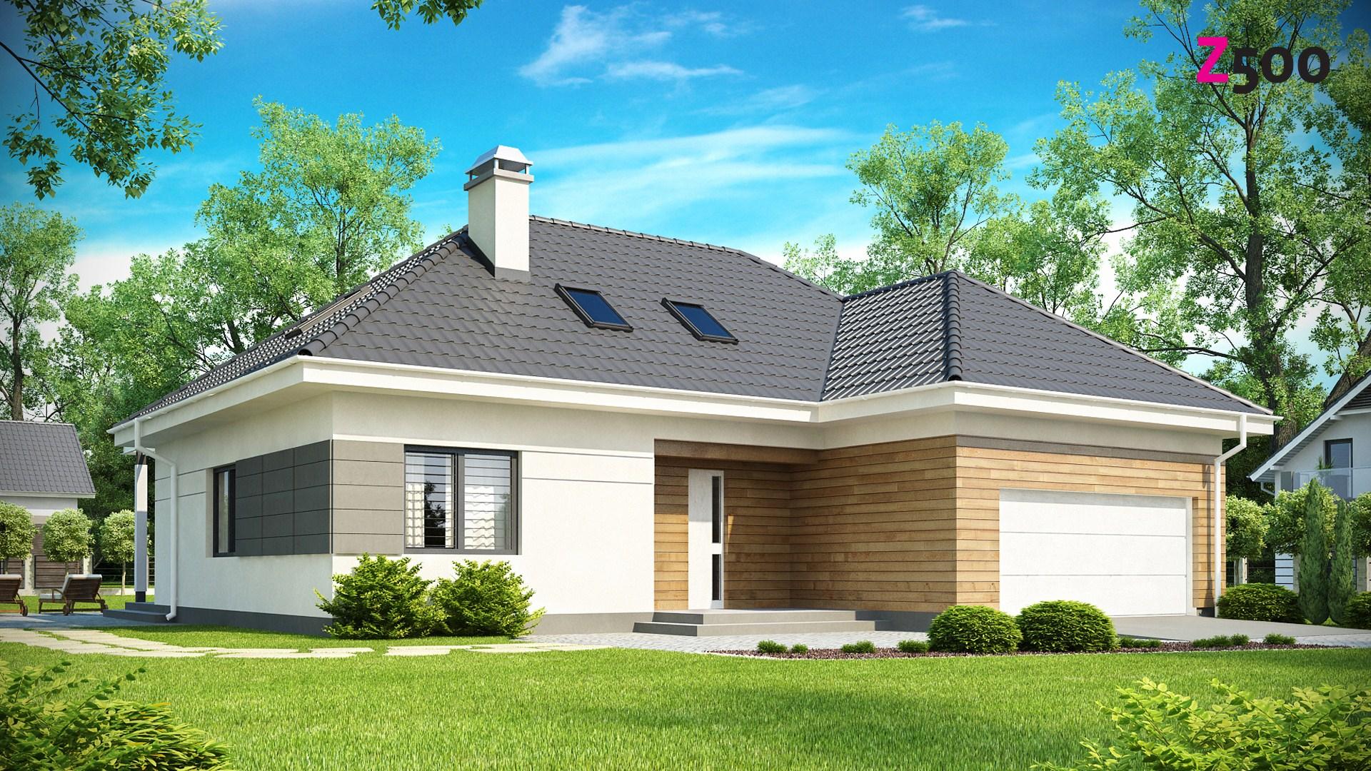 проект дома z173
