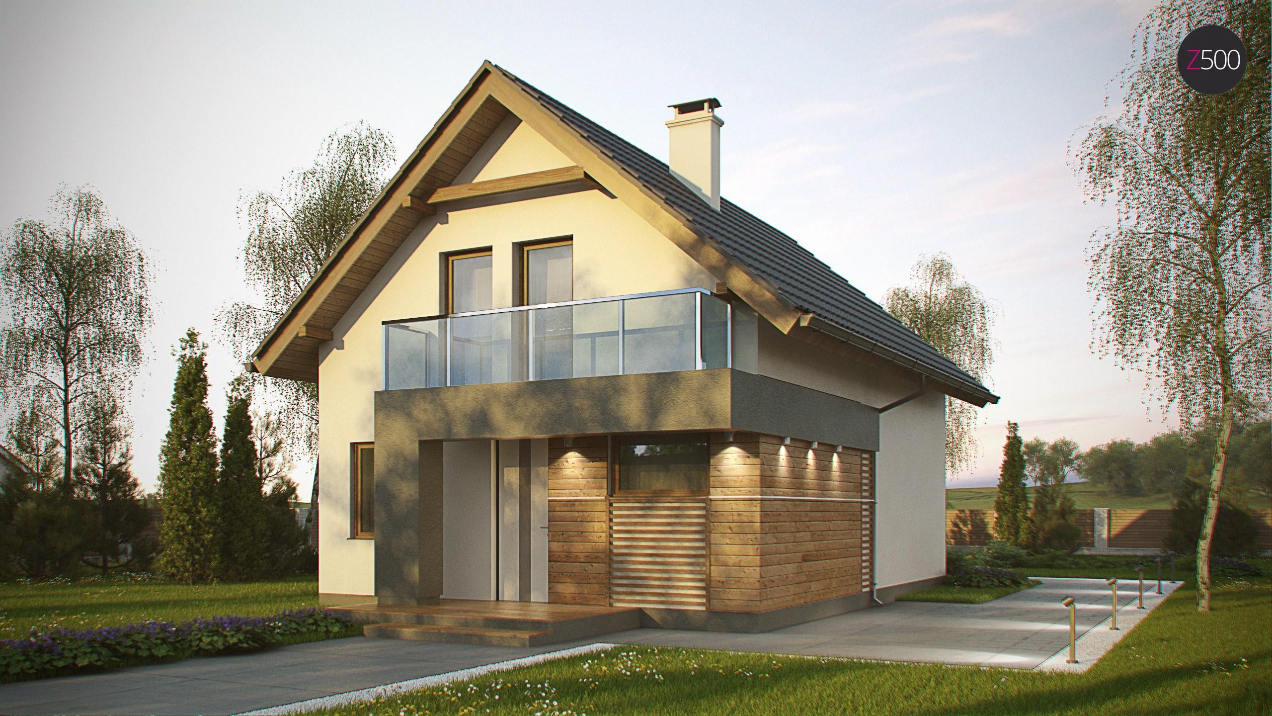 проект дома z174