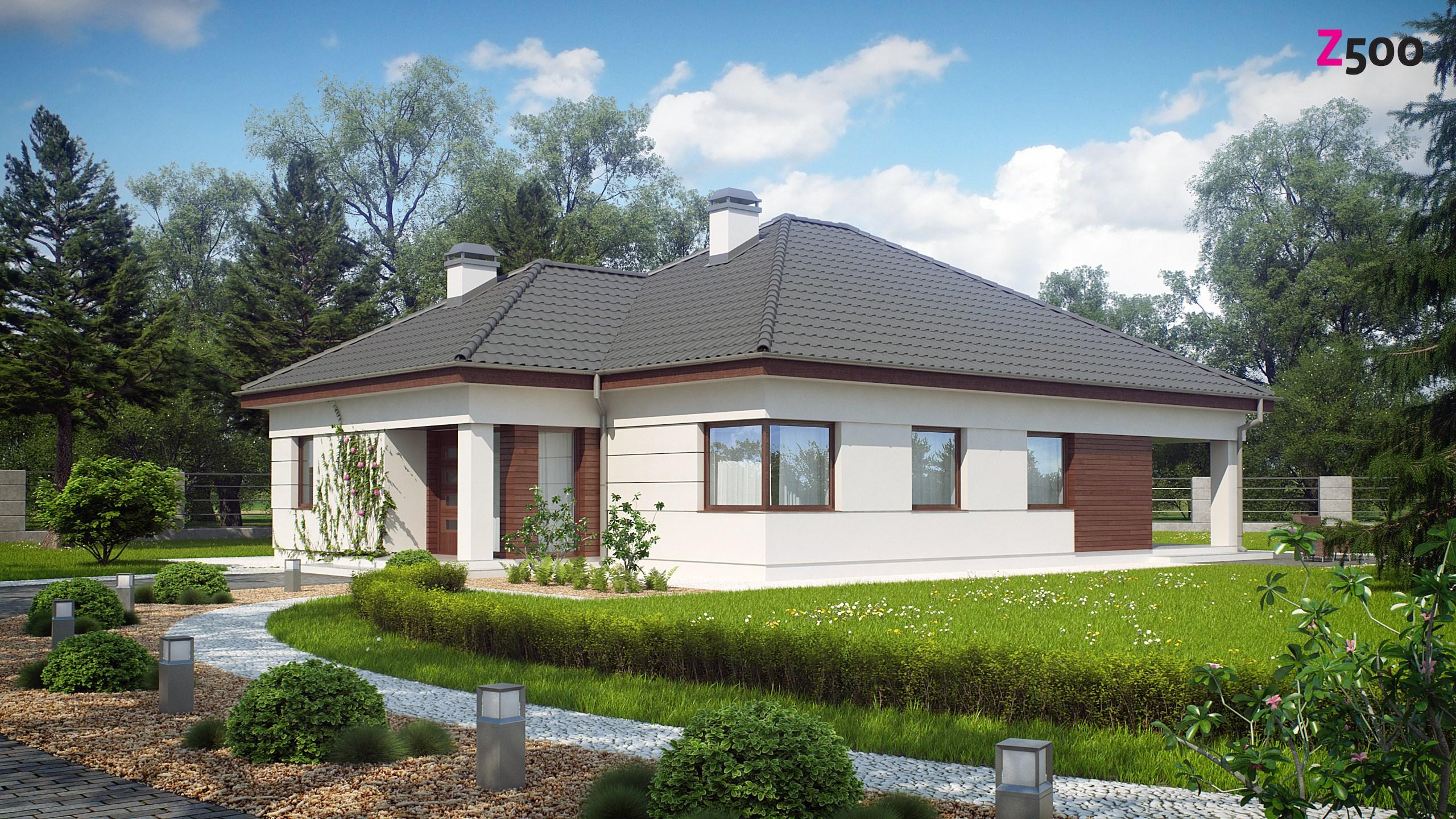 проект дома z195