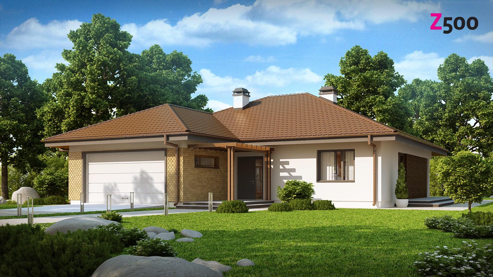 проект дома z203