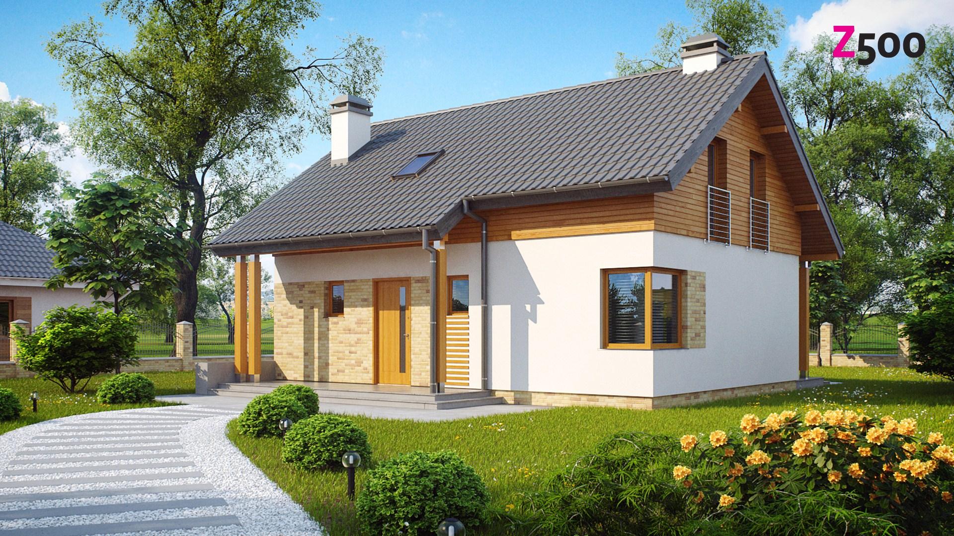 проект дома z210