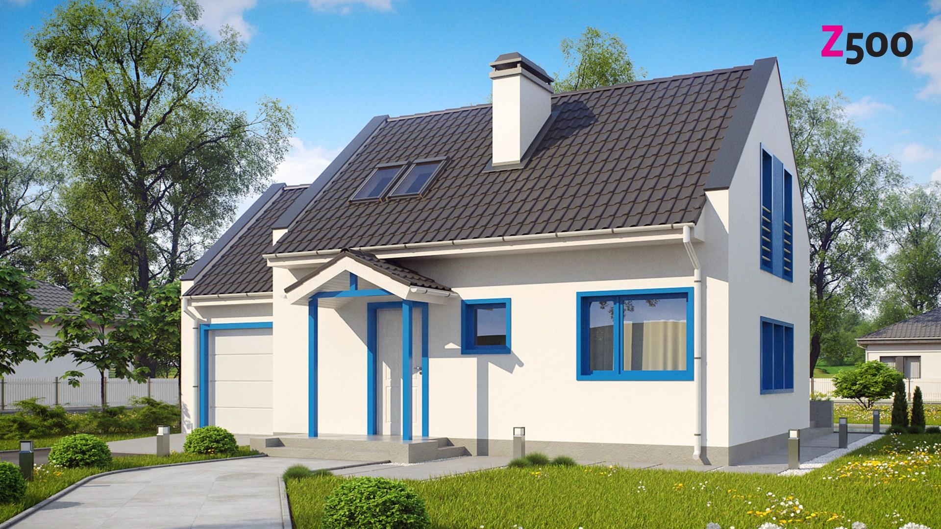 проект дома z217