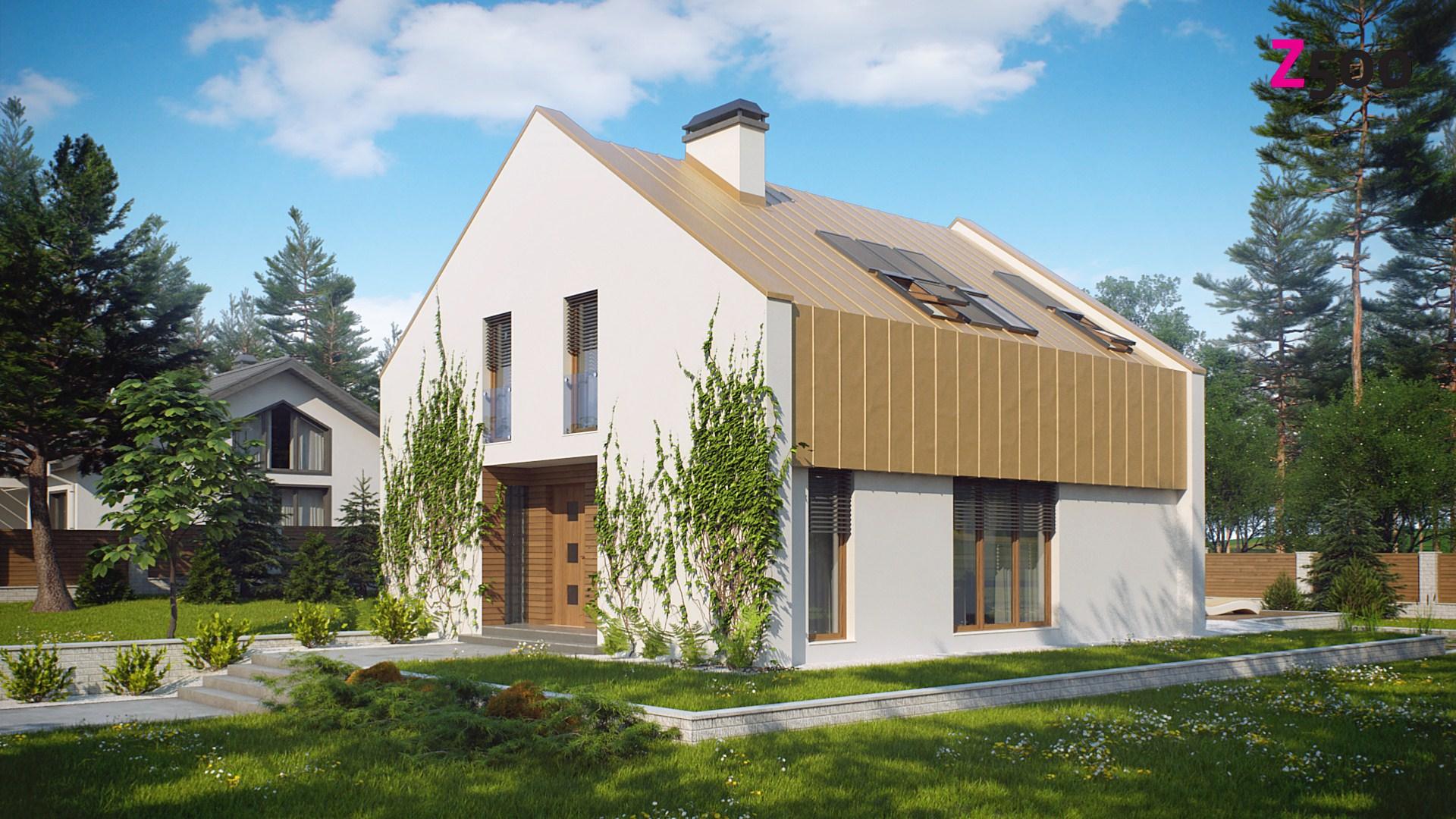 проект дома z218