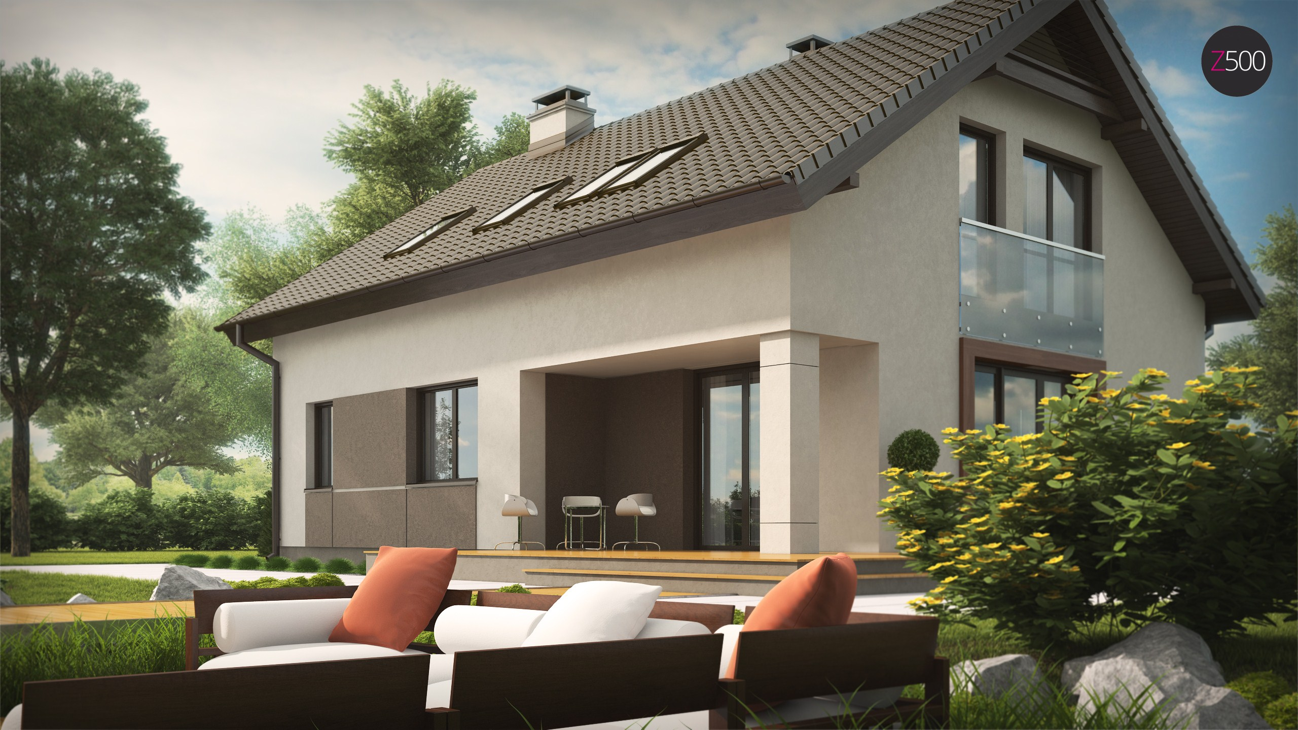 проект дома z228