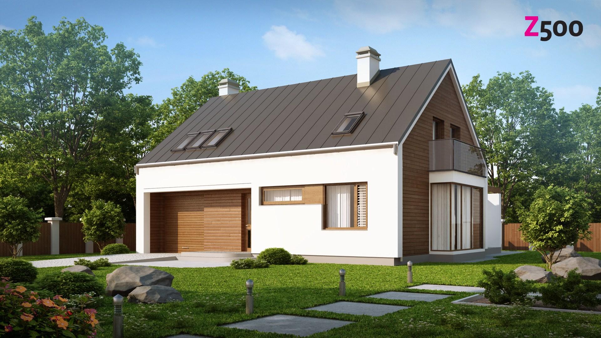 проект дома z237