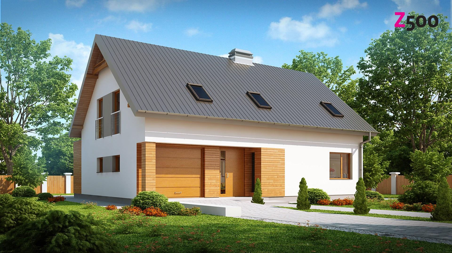проект дома z239