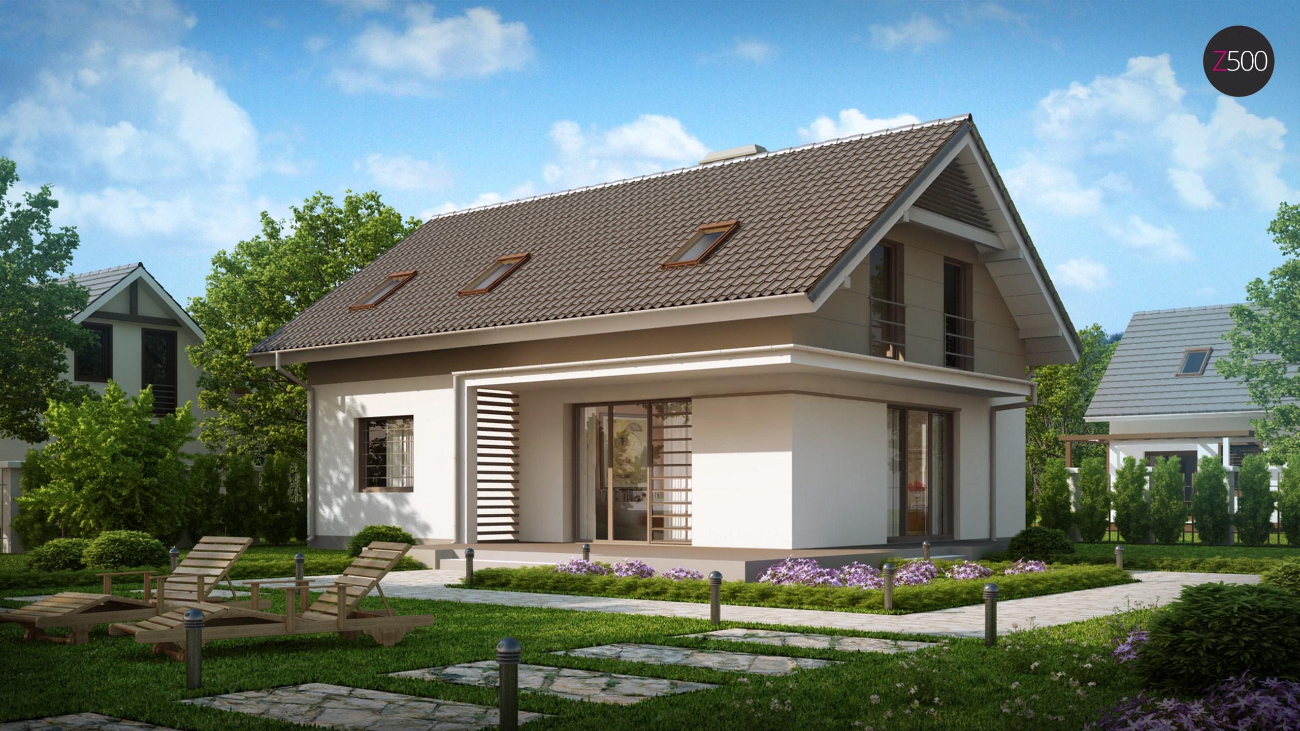 проект дома z244