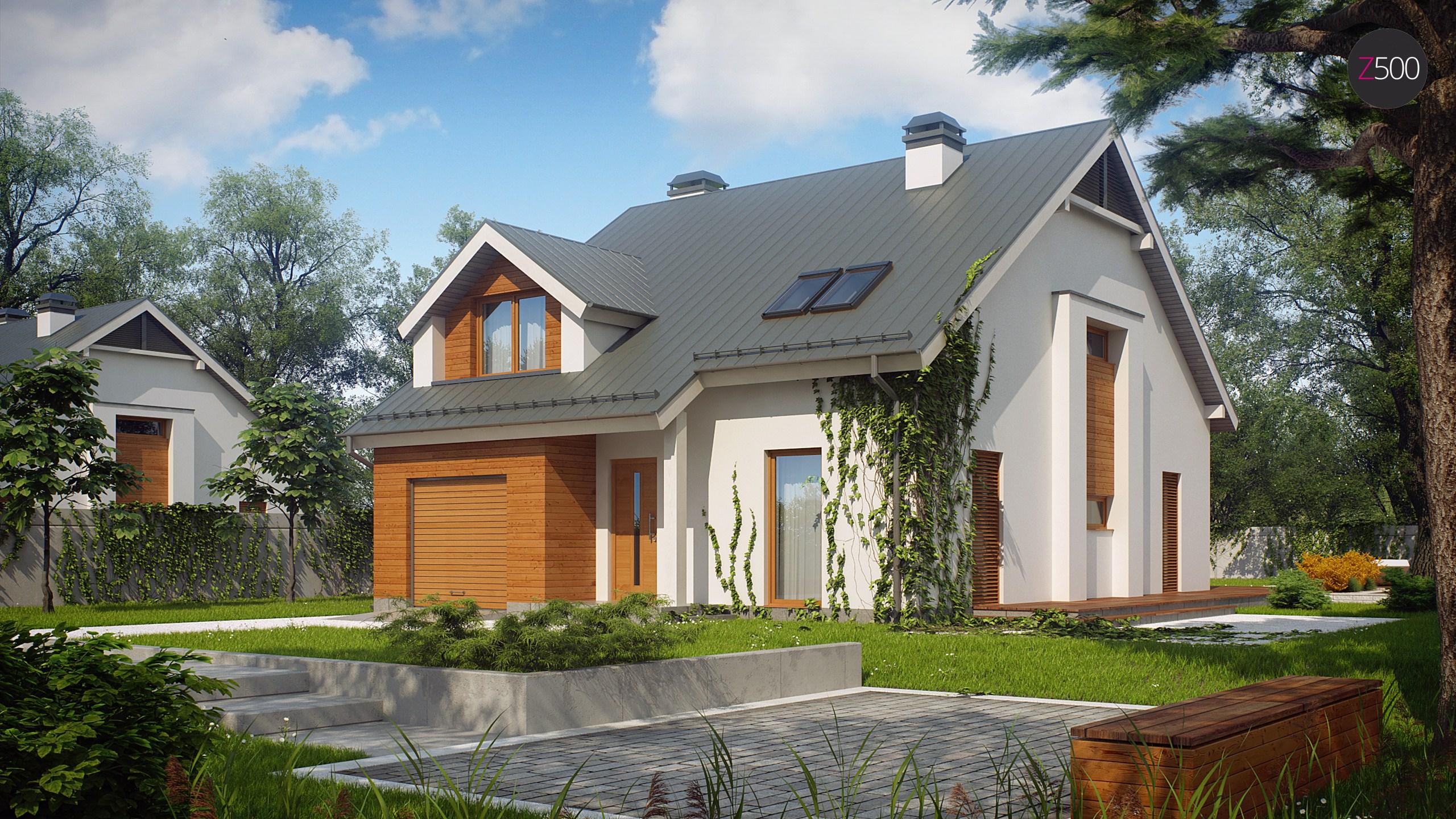 проект дома z246